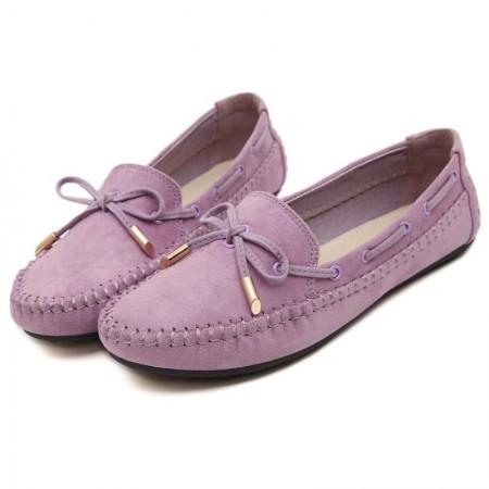 Sneaker Pink Feminine Casual Fofa Bow Wear Daily Footwear Student