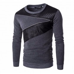 Men's Casual T-Shirt Casual Textured Casual