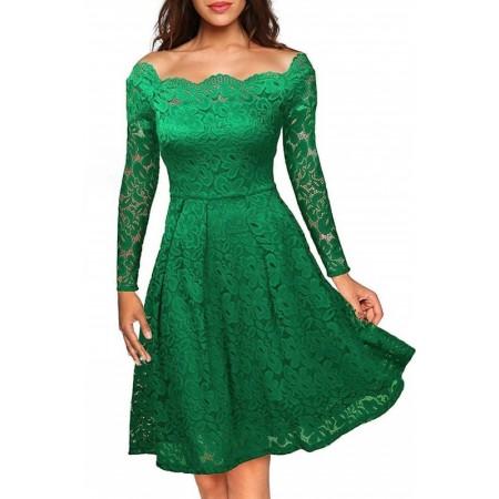 A-Line Strapless Floor-length Satin Bridesmaid Dress