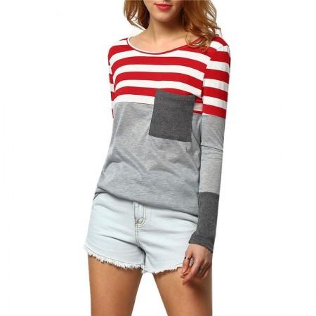 Women's Winter Long Sleeve T-Shirt