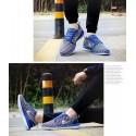 Tênis Casual Treino Academia Confortável Calçado Casual Air Mesh Fit