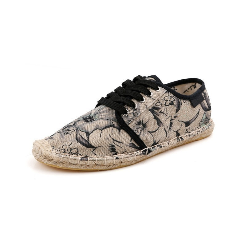 s casual shoes comfortable casual floral print