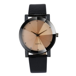 Black Ladies Ceramic Fashion Watches Elegant Quartz