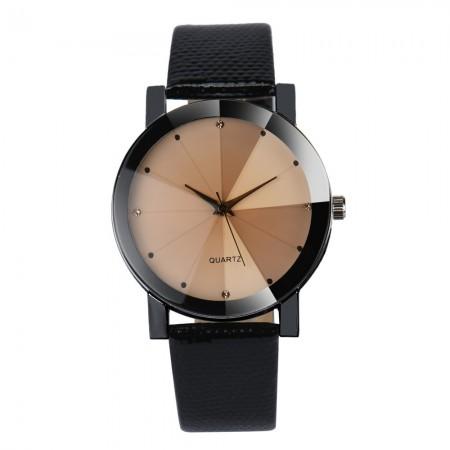 Black Ladies Ceramic Fashion Watches Elegant Quartz