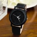 Relógio Lua Colorido Unisex Casual Moderno Quartzo Visor sem Numeros