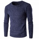 Camiseta de Frio Manga Longa Masculina Lã Moda Inverno Grossa