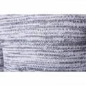 Camisa de Frio Cinza Masculina Suéter Grossa de Lã Pullover Tricotado