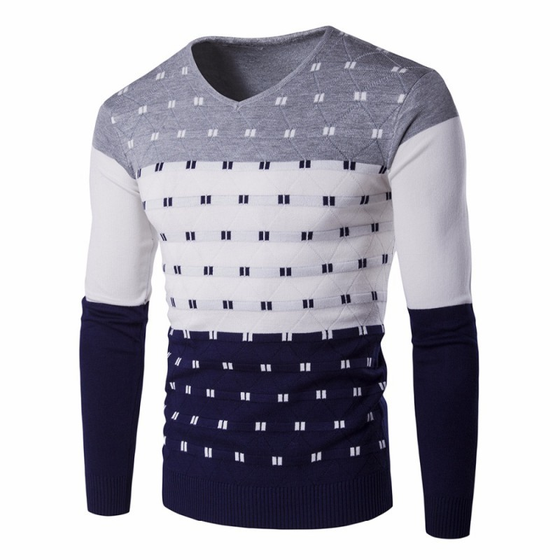 0c287d741d45 Geek Shirt Men's Colorful Striped Winter Long Sleeve. Loading zoom. Mouse  over to zoom in