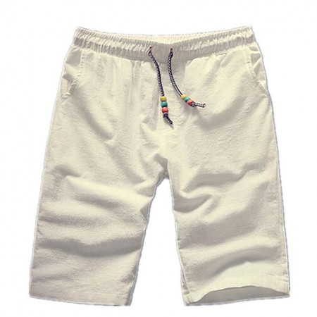 Bermuda Men's Fashion Hip Pop Slim Summer Elastico Beach