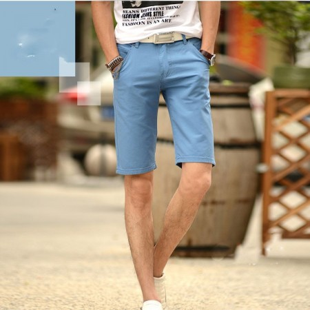 Bermuda Jeans for Men Fashion Casual Urban Fashion