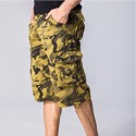 Men's Short Style Military Camouflage Various Bags