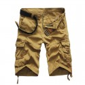 Men's Short Fashion Camouflage Various Bags