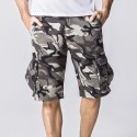 Men's Short Camouflage Various Summer Pockets