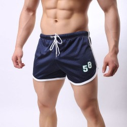 Men's Short Bodybuilding Sports Training Fashion Fitness