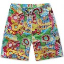 Men's Short Bermuda Fashion Beach Style Summer Print