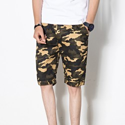 Men's Camouflage Military Casual Colorful Fashion Style