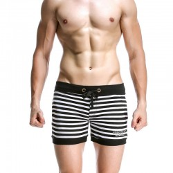 Men's Short Short Striped Fashion Beach Summer