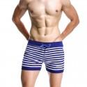Men's Short Short Striped Fashion Beach Summer