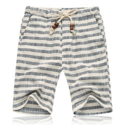 Men's Casual Short Print Comfortable Summer Beach