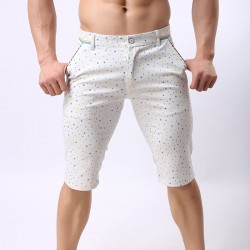 Men's Casual Short Print Summer Fashion