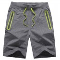 Men's Short Comfortable Fashion Fitiness Training Academy