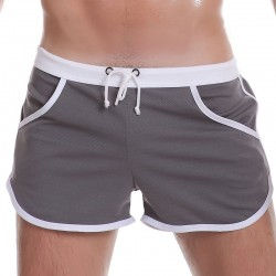 Short Short Male Fashion Sexy Casual Comfortable Summer Beach