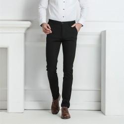 Calça Masculina Estilo Moderna Executiva Padrão Exclusivo