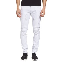 Slim White Slim Men's Casual Slim Casual Casual Fashion