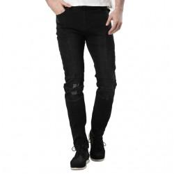 Calça Jeans Masculina Básica Moderna Elegante Reta