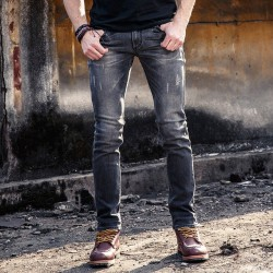 Men's Jeans Stylish Sport Slim Fit Slim Fit Basic Basic