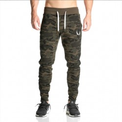 Men's Pants & Mole Training Fitness Army Camouflage Training