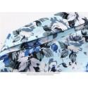 Camisa Masulina Floral Social Estilo Moderna Praia Verão