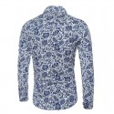 Floral Patterned Shirt MAcullen Fashion Beach Style Hawaiian