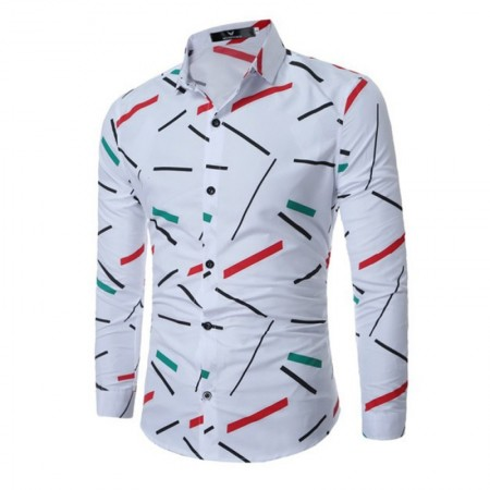 Shawn Mendes Style Long Sleeve Man Electronic Show Shirt