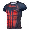 Men's Spider-Man Short Sleeve T-Shirt.