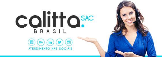 SAC Calitta - Atendimento ao cliente nas sociais. Tire suas duvidas sobre a Calitta