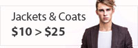 Buy jackets and coats Men Calitta