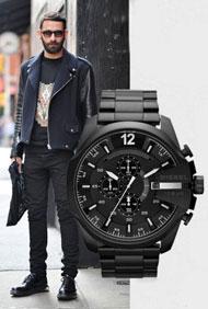 Coleção de Relógios Masculinos Calitta Moda