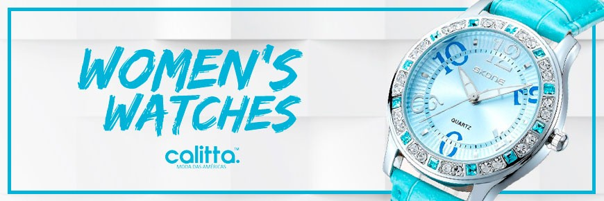 Fashion Women's Watches Buy online at Calitta