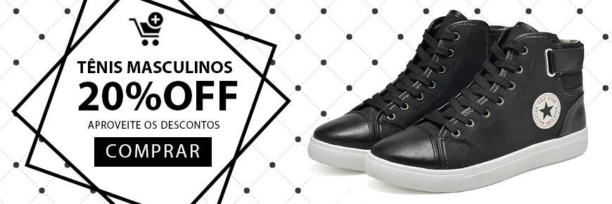 Calçados Masculinos em Promoção Calitta Brasil 0427f428e8ec9