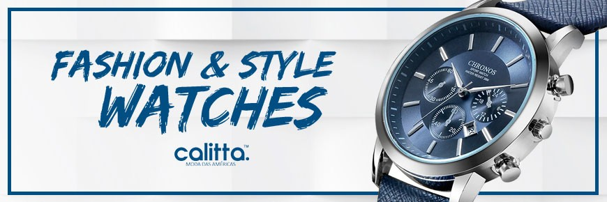 Fashion Watches Buy online at Calitta