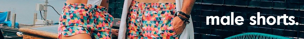 Bermuda Beach Fashion Male Short Floral