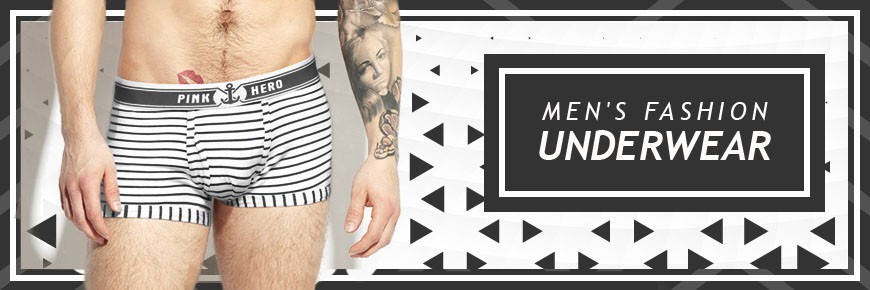 Intimate Men's Fashion Calitta Boxes Underwear