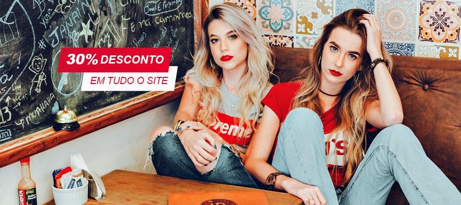 Moda Feminina Calitta Frete Grátis + 30% de Desconto