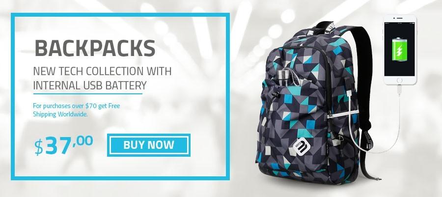 Buy Backpacks Online Cheap at Calitta
