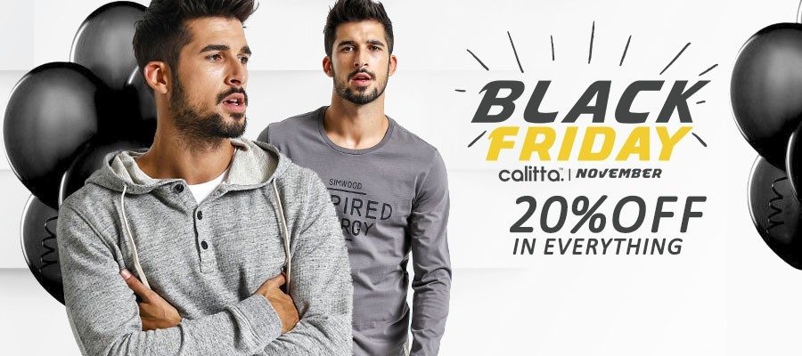 Black Friday Calitta