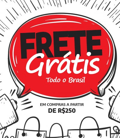 Promoção de Natal Frete Grátis Calitta para o Brasil inteiro